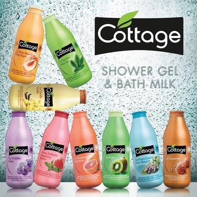 Bersihkan Tubuh Dengan Shower Gel dari Cottage, Diskon Hingga 42% di Matahari Mall