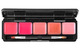 5. PAC Lip Color Palette Sweettie Pink