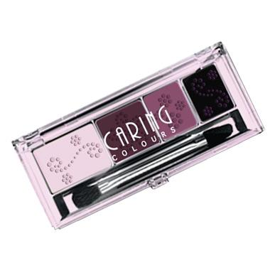 3. Caring Colours Happy Eyeshadow