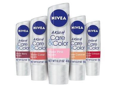 Nivea A Kiss of Care & Color