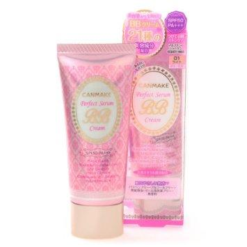 3. Canmake Perfect Serum BB Cream