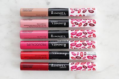 4. Rimmel Provocalips 16 HR Kissproof Lip Colour