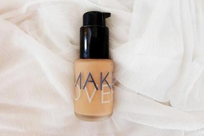 -	Make Over Ultra Cover Liquid Matte Foundation
