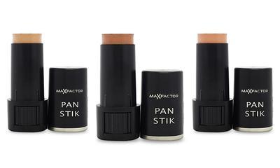 3. Max Factor Pan Stik Foundation