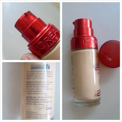 L'Oreal Maquillage Liquid Revitalif
