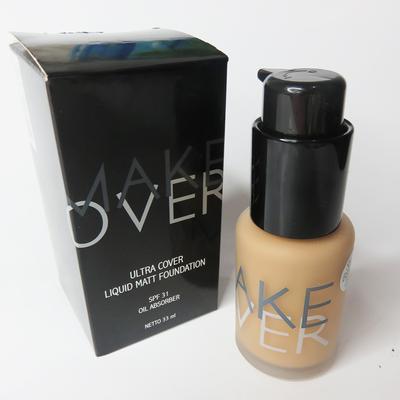 Make Over Ultra Cover Liquid Foundation