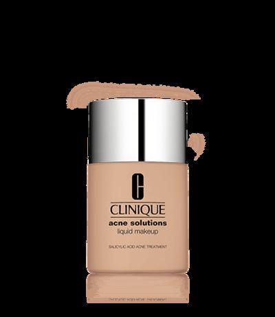 2. Clinique Acne Solutions Liquid Makeup