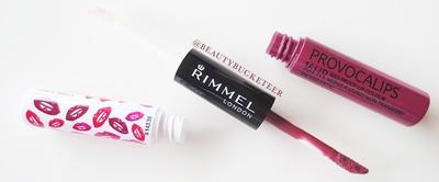 Rimmel Provocalips 16 Hour Kiss Proof Lip Colour