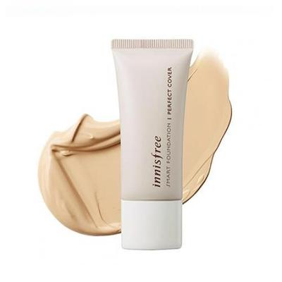 1. Innisfree Smart Foundation Perfect Cover