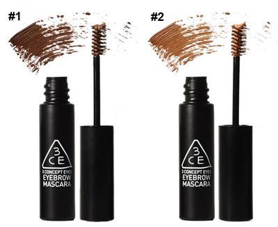 Finishing Touch: Tambahkan Brow Mascara