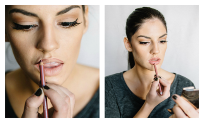 Lip Liner Mencegah Feathering
