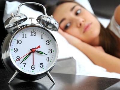 3. Tidur Lebih Cepat