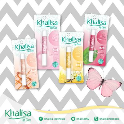 4. Khalisa Lip Care