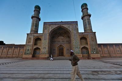 5. Jogging Ringan ke Masjid