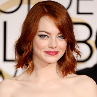 4. Rambut Merah