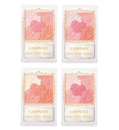 Canmake Glow Fleur Cheek