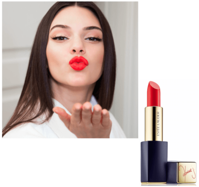 Kendall Jenner: Pure Color Matte Sculpting Lipstick in Restless