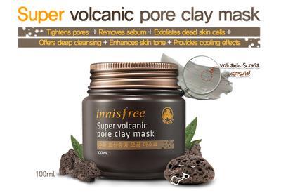 Super Volcanic Pore Mask