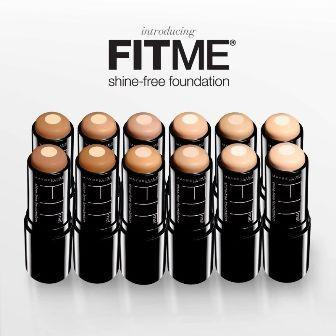 5. Maybelline Fit Me Shine Free Foundation