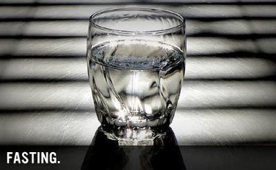 Minum Air Ketika Malam