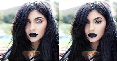 Kylie Jenner Ungkap Warna Terbaru Lipstik Lip Kit Hitam