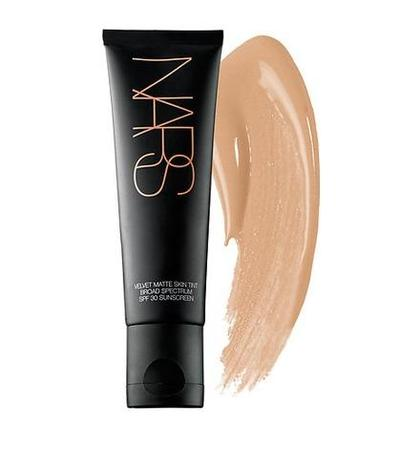 3. Velvet Matte Skin Tint Broad