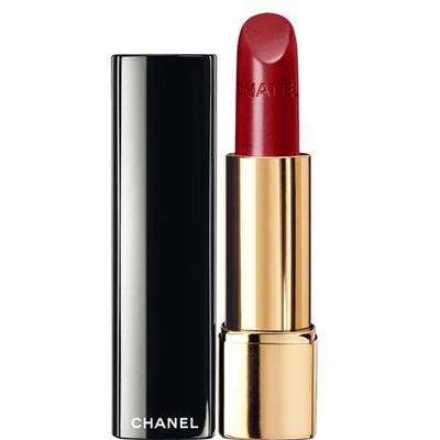Min Min Ma: Chanel Rouge Allure in Passion