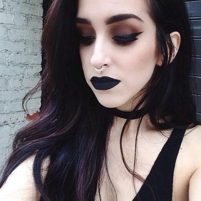 Inspirasi Gaya Makeup Gothic