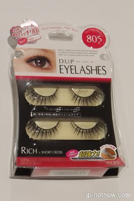 D.U.P Eyelashes