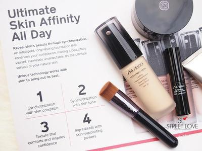 Berbagai Rekomendasi Foundation Jepang dari Shiseido (Bagian 1)