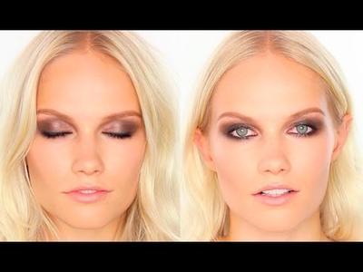Makeup Gothic Glam Dengan Produk Drugstore