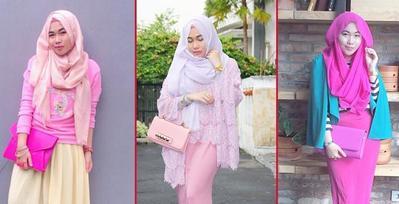 Kombinasi Warna Pink untuk Tampil Trendy