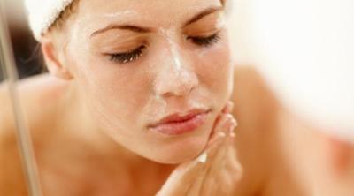 1. Scrubbing Wajah