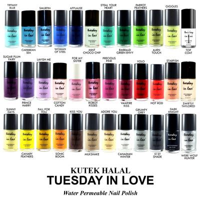2. Tuesday in Love