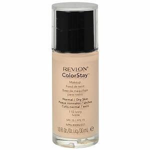 1. Revlon Colorstay for Normal/Dry Skin