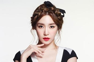 Tampil Cantik Natural ala Tiffany SNSD