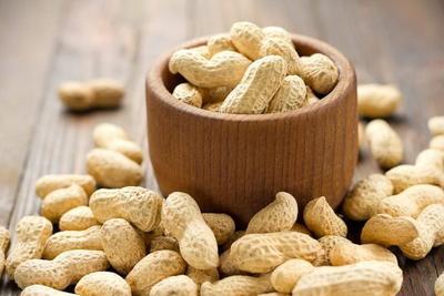 3. Kacang Tanah