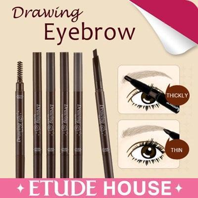 Aplikasikan Eyebrow