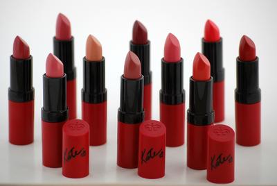 3. Rimmel Lasting Finish Matte Lipstick by Kate Moss