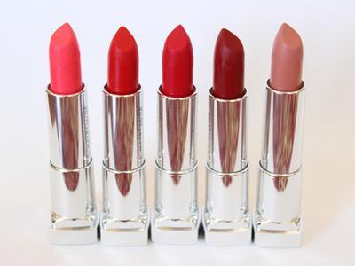4. Maybelline Color Sensational Bold Matte Lipstick