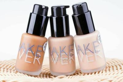 Make Over Ultra Cover Liquid Matte Foundation