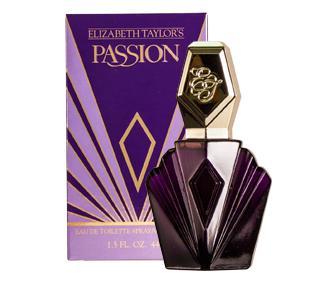 4. Elizabeth Taylor - Passion