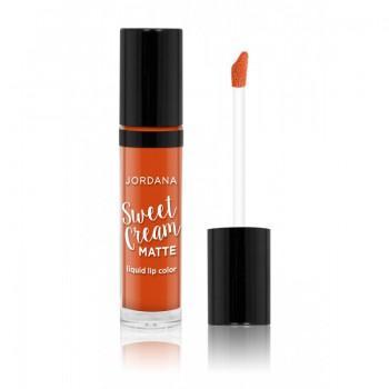 Jordana Sweet Cream Matte Liquid Lip Color (Mango Sorbet)