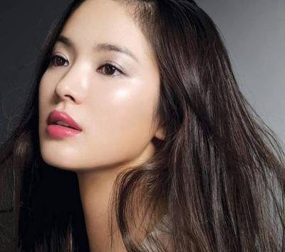 Dewy Makeup Look ala Korea