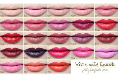Rekomendasi Warna Lipstik Terbaik dari Wet N Wild Megalast