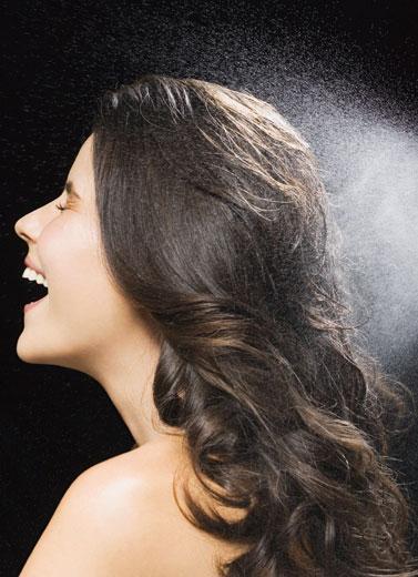 Semprotkan Hairspray