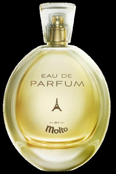 Molto Eau de Parfum, Kemewahan dari Perancis
