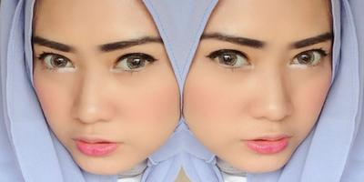 Daily Makeup Minimalis dan Natural untuk Hijabers