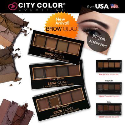 6 Produk Eyebrow di Bawah Rp100 Ribu dari Brand City Color