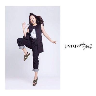 Ayla Dimitri x Pvra Shoes